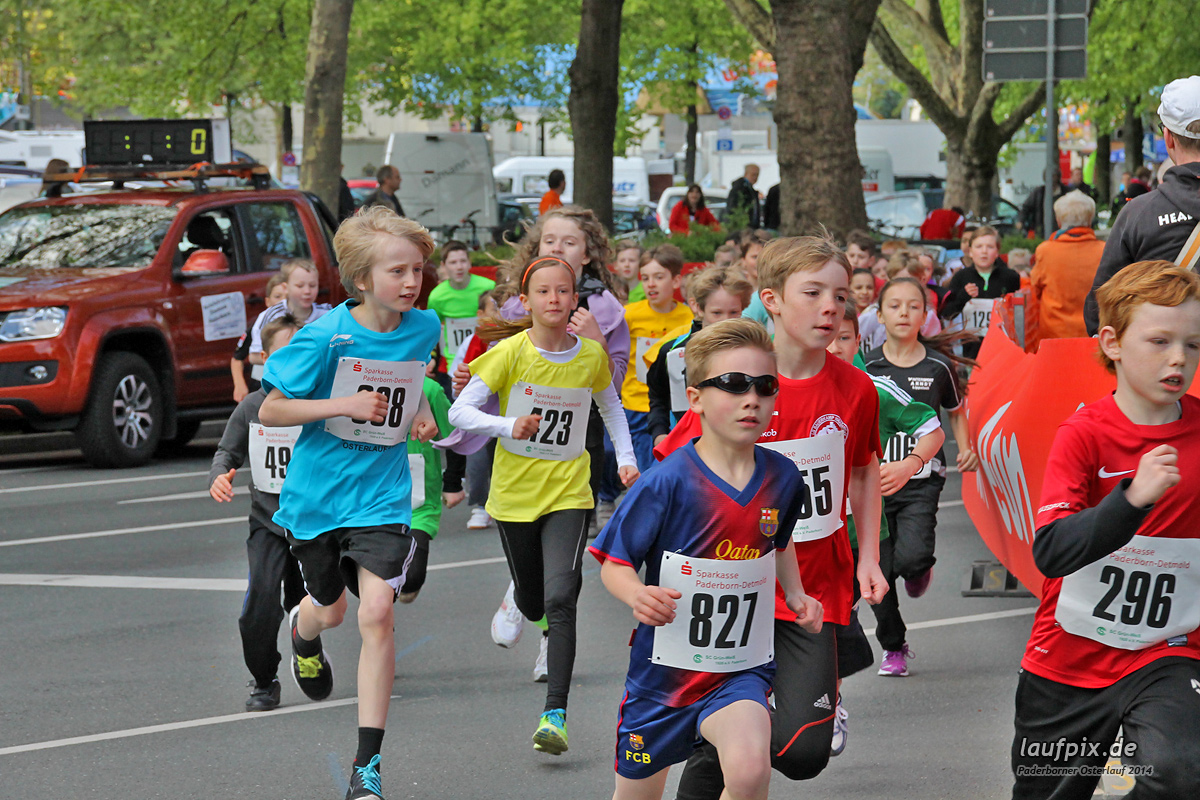 Paderborner Osterlauf Bambini 2014 - 9