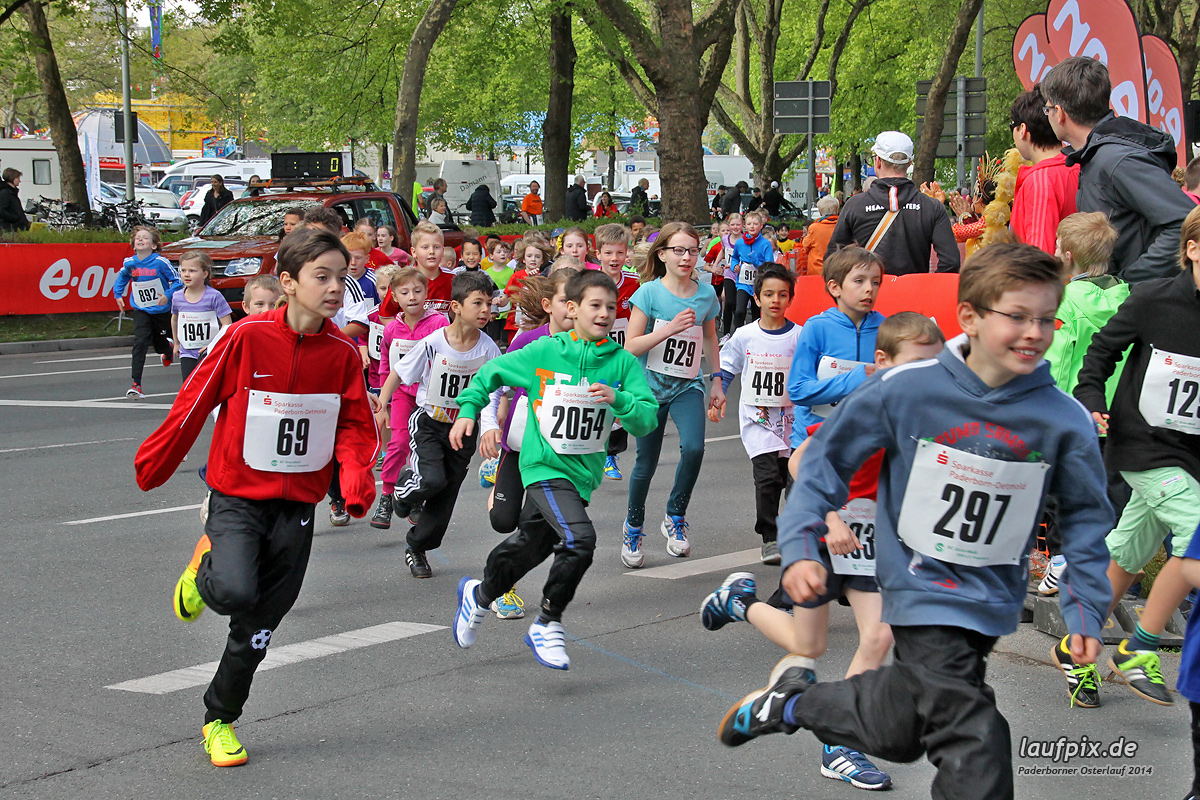 Paderborner Osterlauf Bambini 2014 - 21