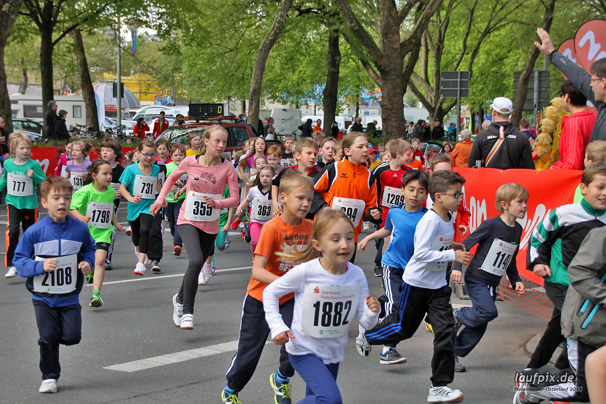 Paderborner Osterlauf Bambini 2014 - 36