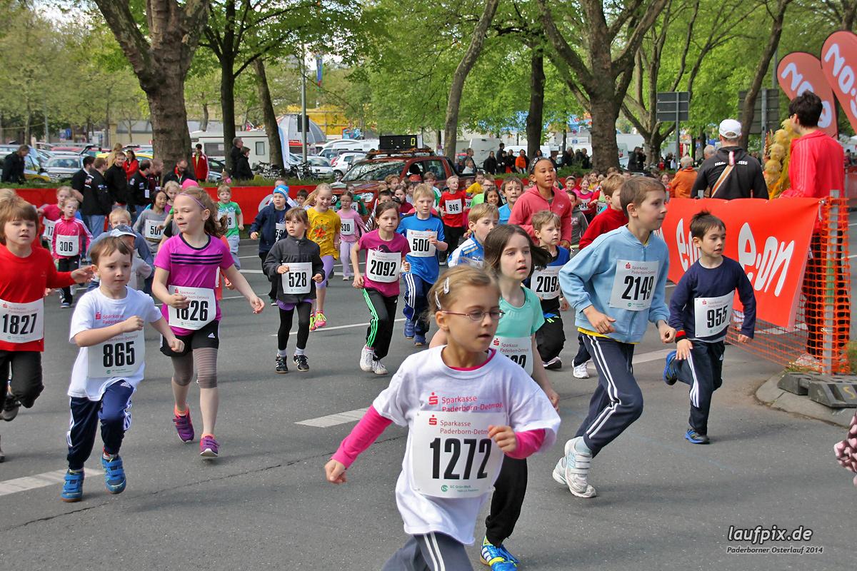 Paderborner Osterlauf Bambini 2014 - 45