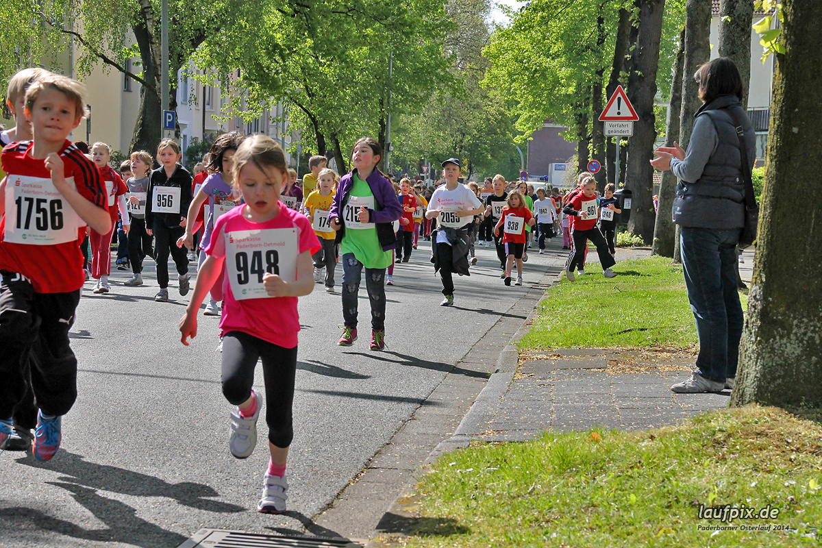 Paderborner Osterlauf Bambini 2014 - 87