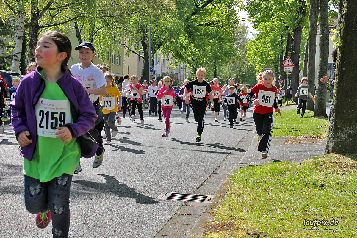Paderborner Osterlauf Bambini 2014 - 90