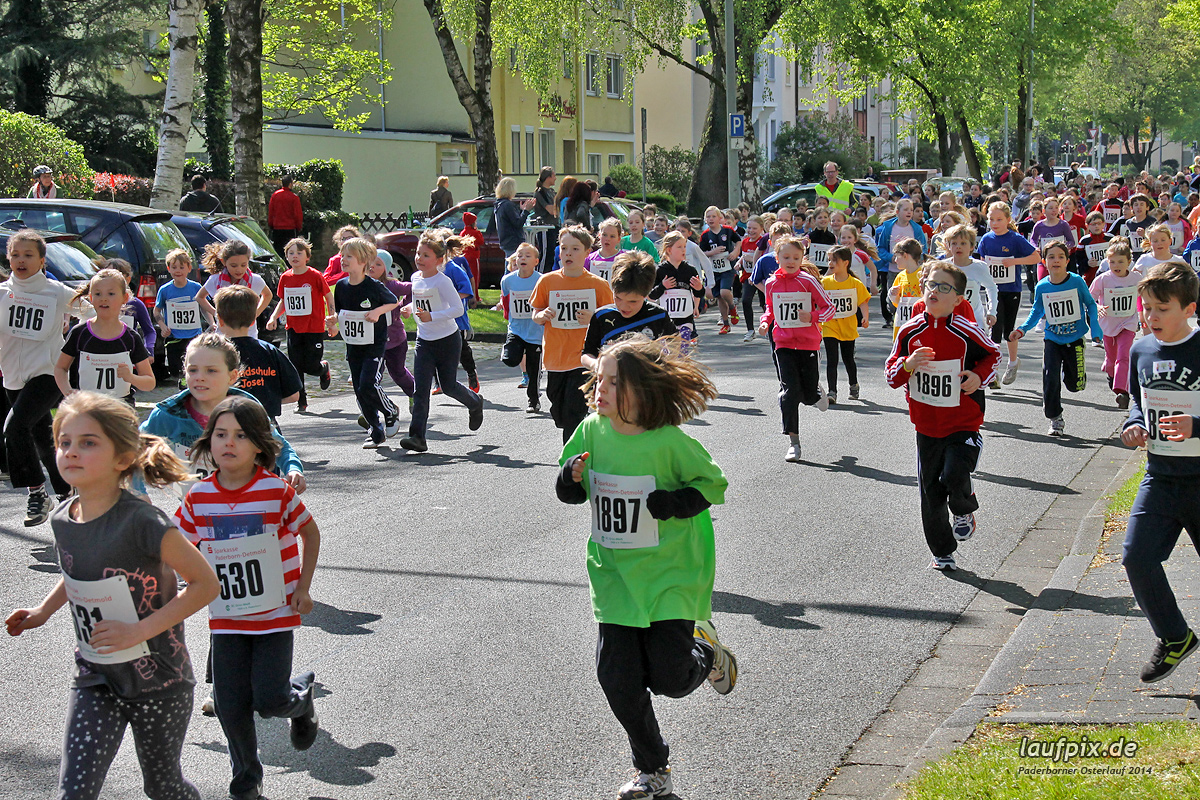 Paderborner Osterlauf Bambini 2014 - 91