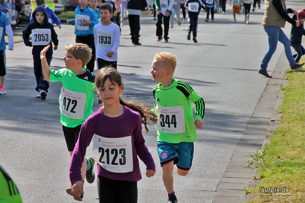 Paderborner Osterlauf Bambini 2014 - 115