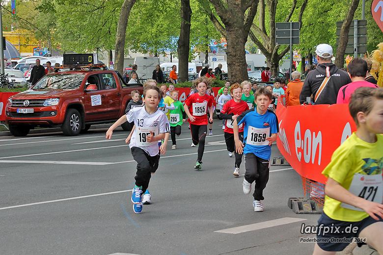 Paderborner Osterlauf Bambini 2014 - 5