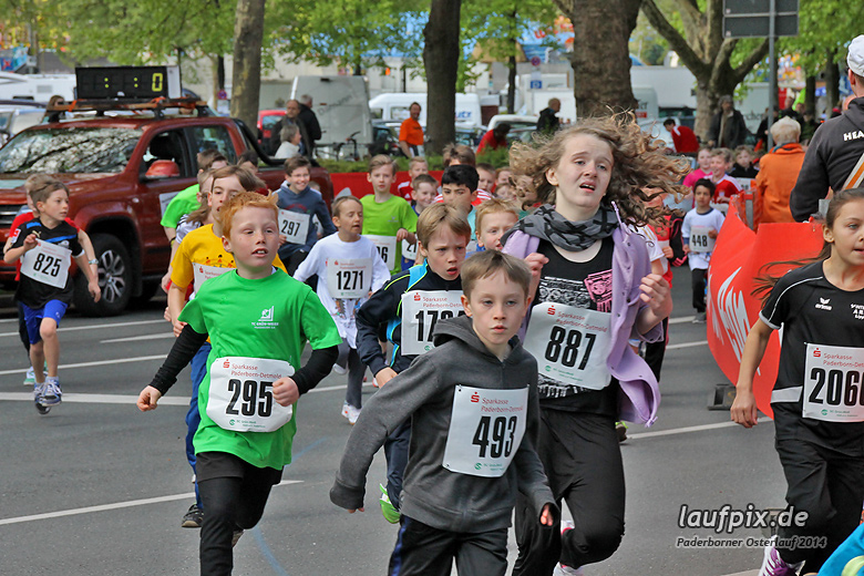 Paderborner Osterlauf Bambini 2014 - 13
