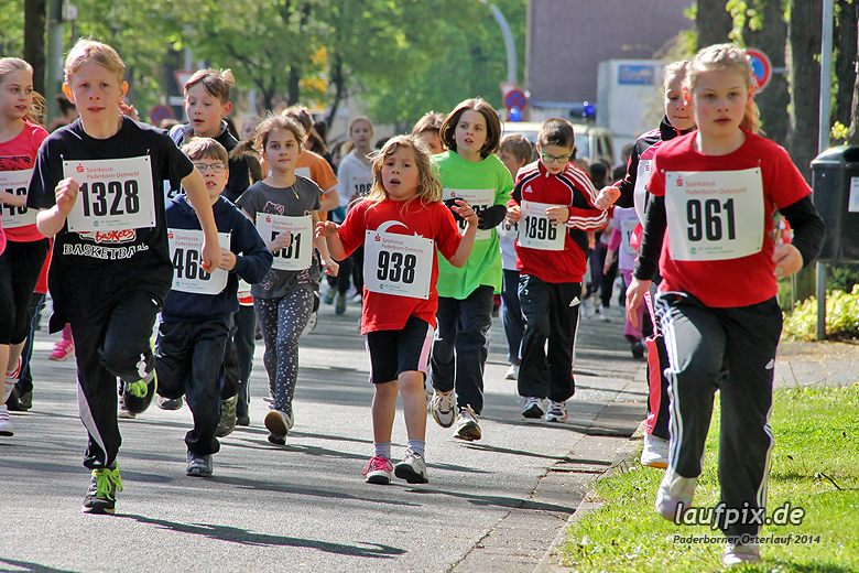 Paderborner Osterlauf Bambini 2014 - 88