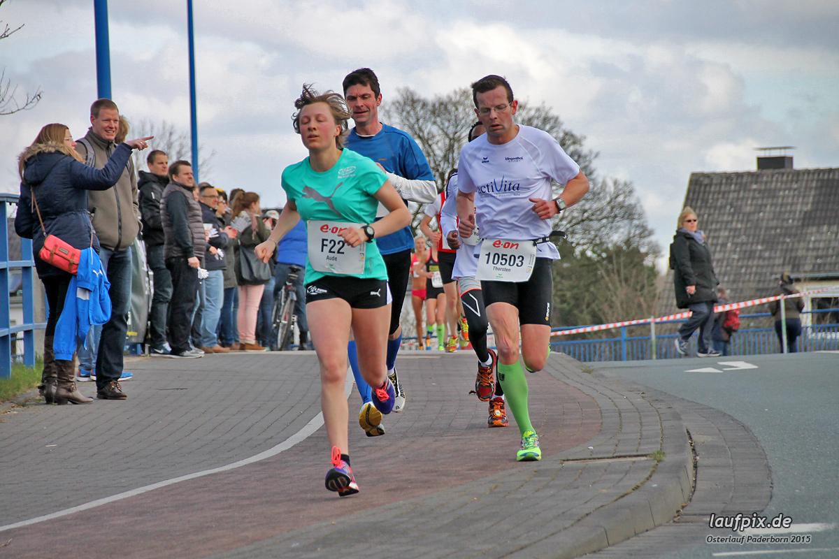 Paderborner Osterlauf - 10km II 2015 Foto (54)
