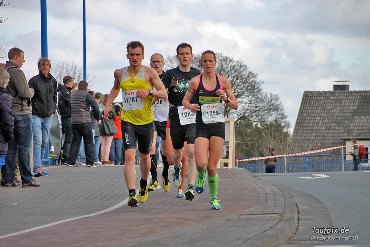 Paderborner Osterlauf - 10km II 2015 Foto (57)
