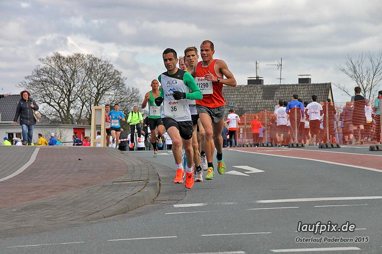 Paderborner Osterlauf - 10km II 2015 - 1