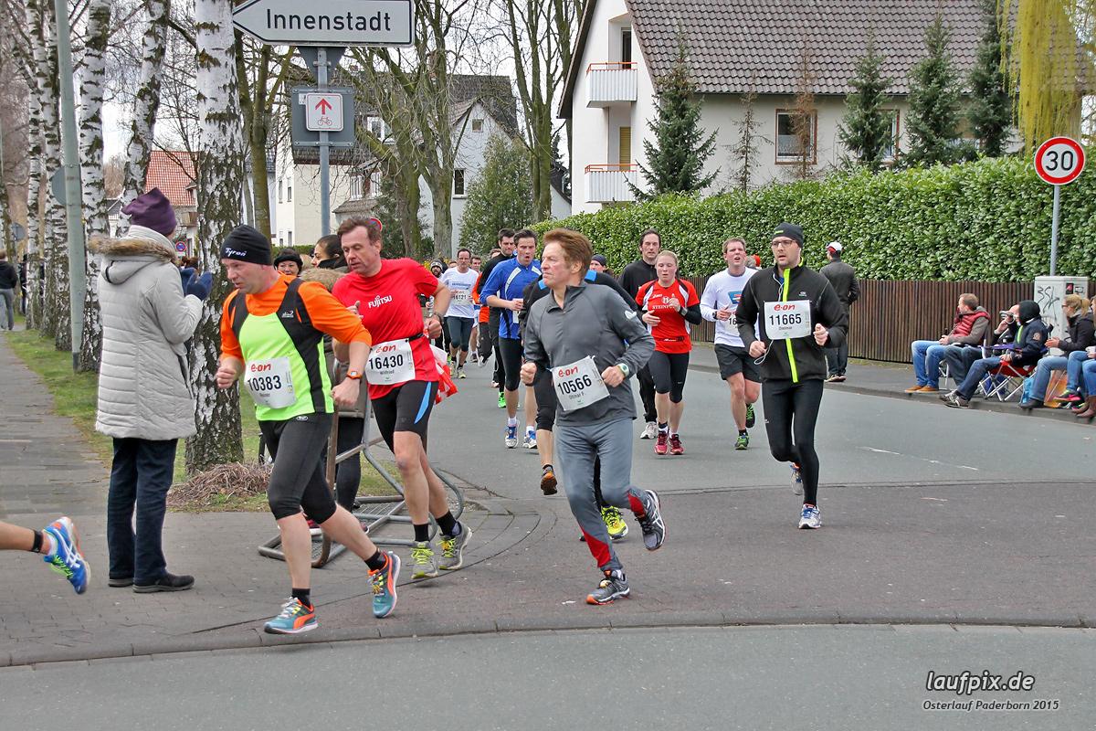 Paderborner Osterlauf - 10km III 2015 Foto (2)