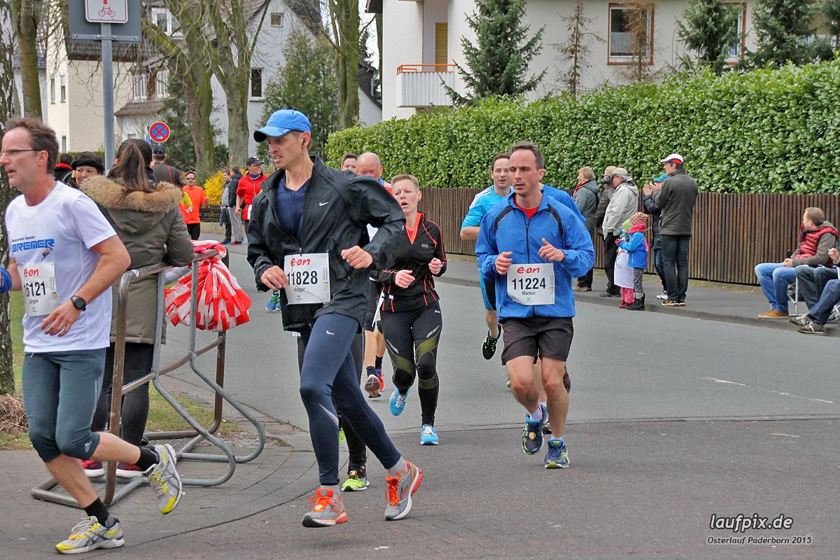 Paderborner Osterlauf - 10km III 2015 Foto (1)