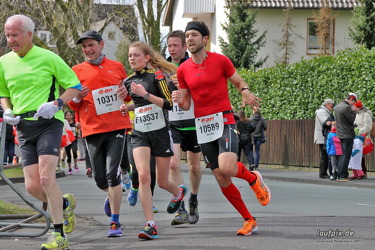 Paderborner Osterlauf - 10km III 2015 Foto (48)