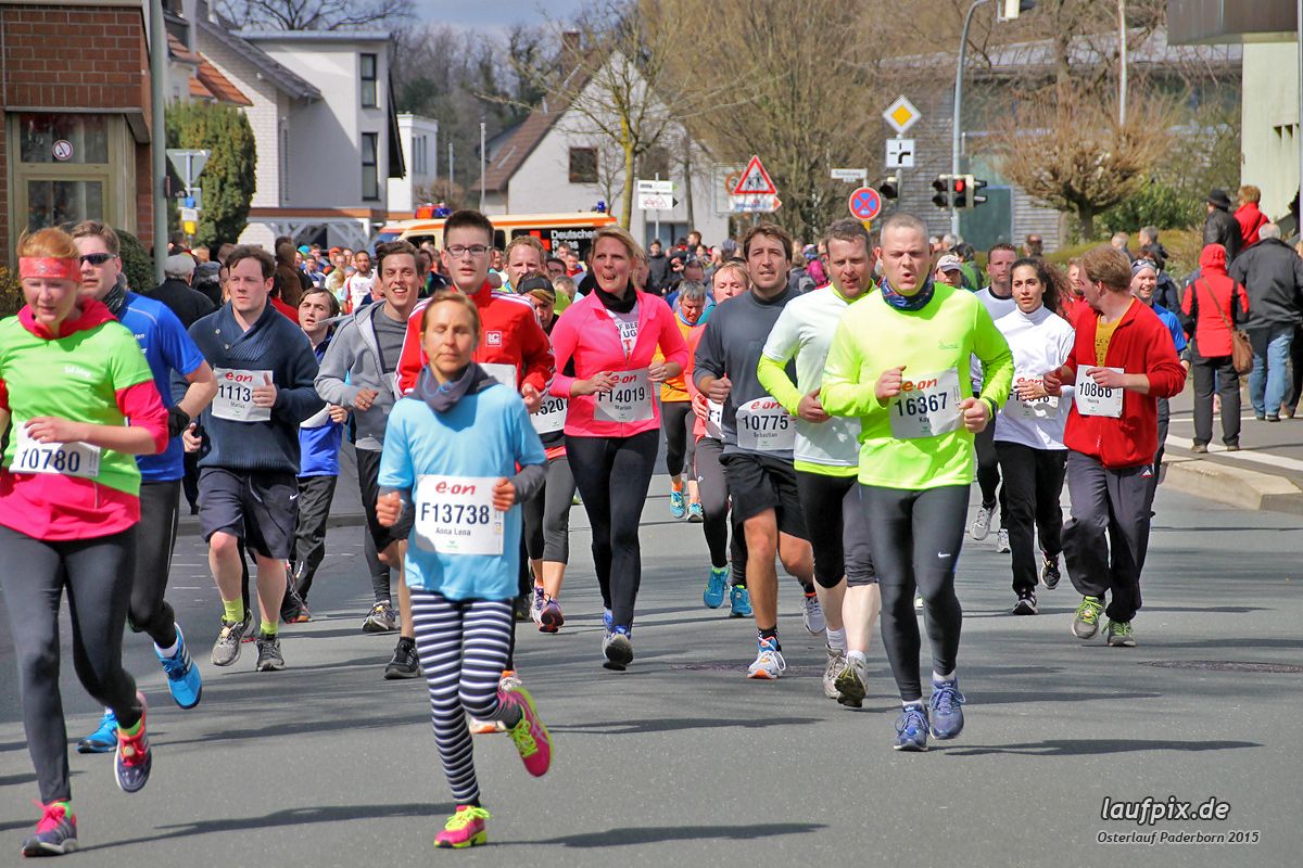Paderborner Osterlauf - 10km III 2015