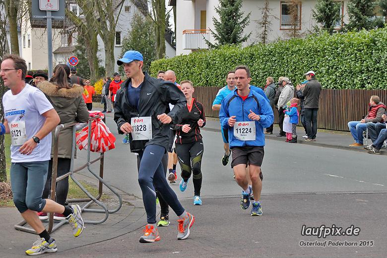 Paderborner Osterlauf - 10km III 2015 - 10