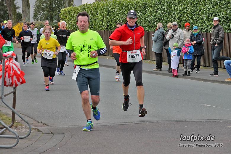 Paderborner Osterlauf - 10km III 2015 - 16