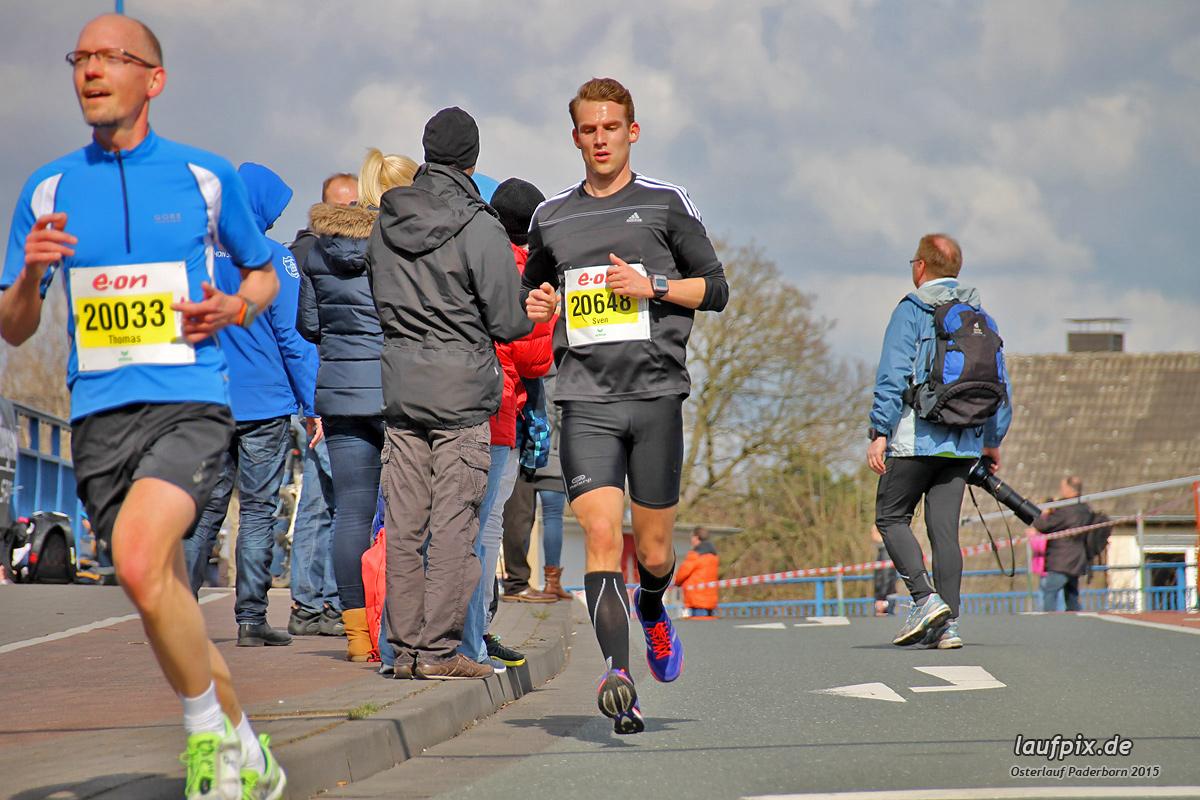 Paderborner Osterlauf - 21km II 2015 Foto (48)