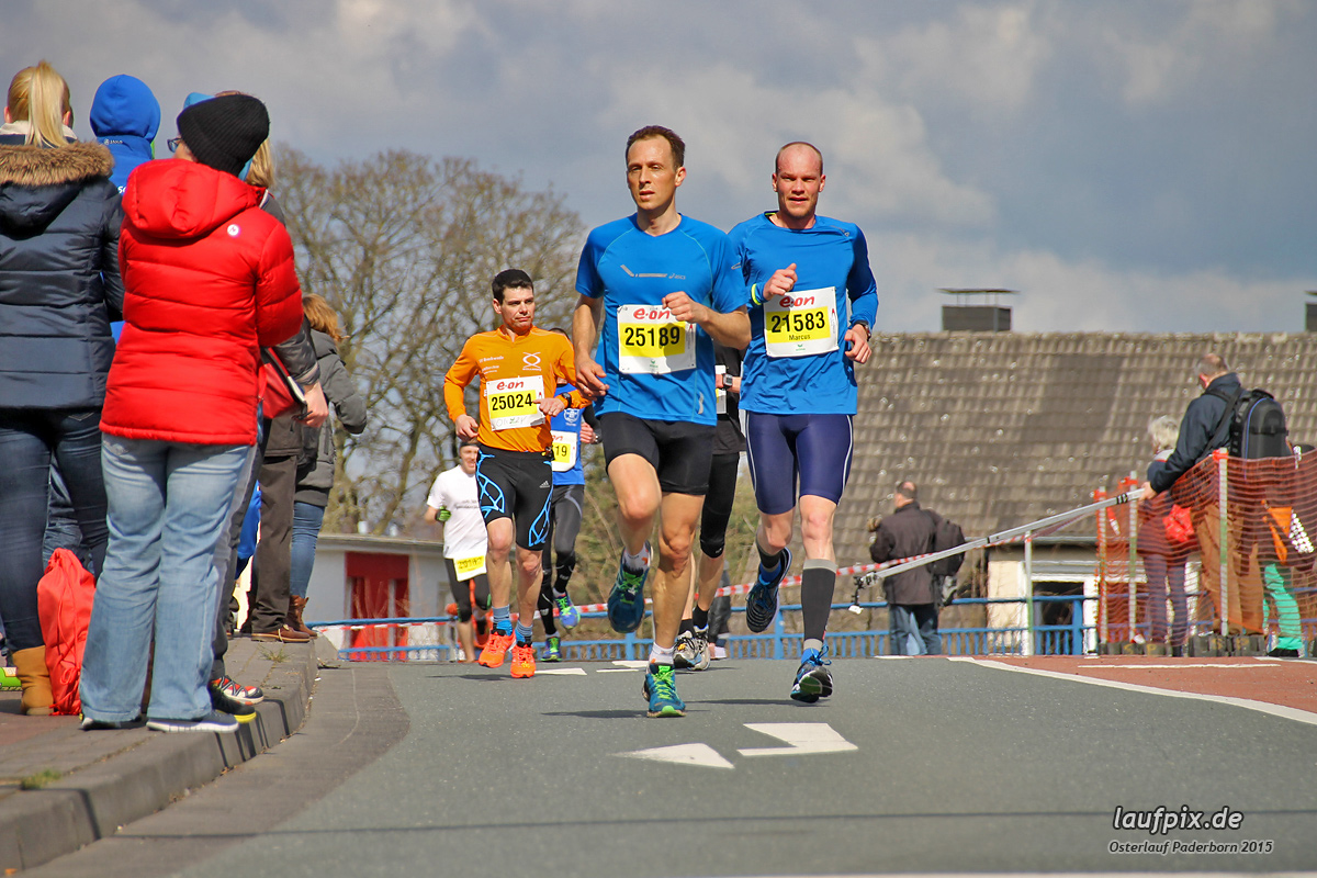 Paderborner Osterlauf - 21km II 2015 - 49