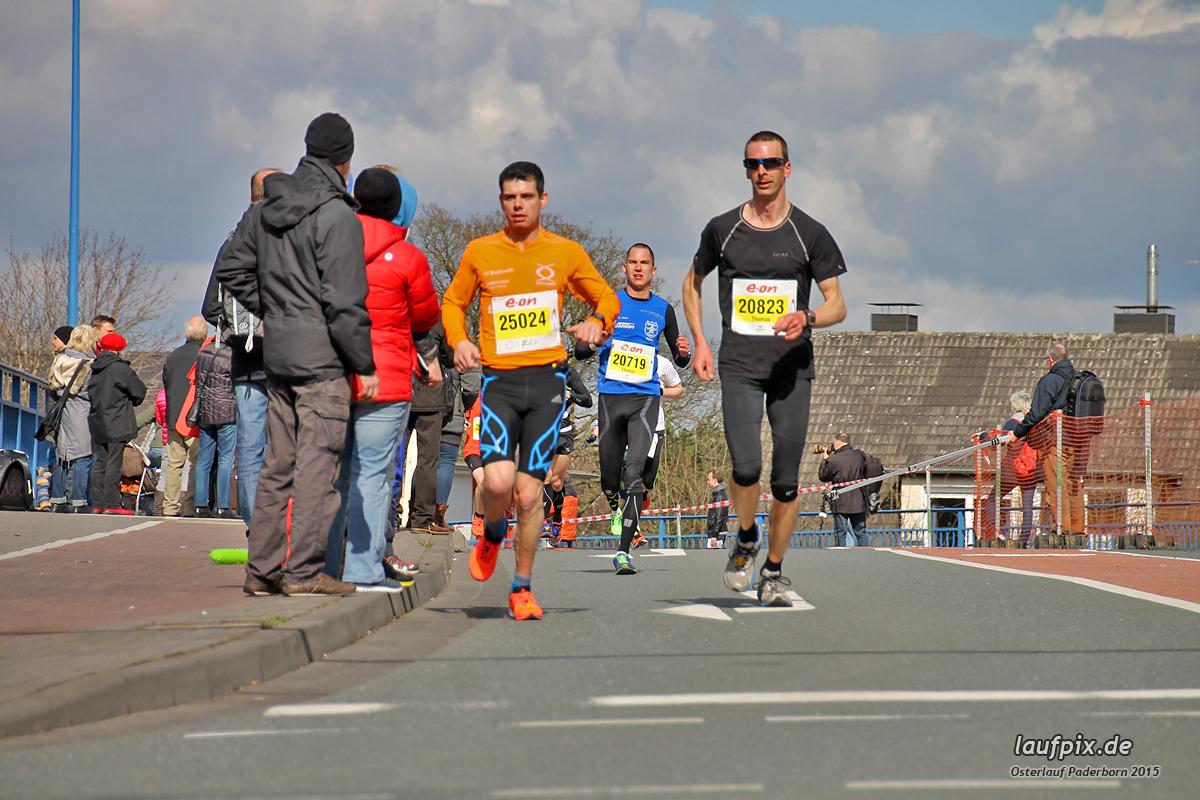 Paderborner Osterlauf - 21km II 2015 - 51