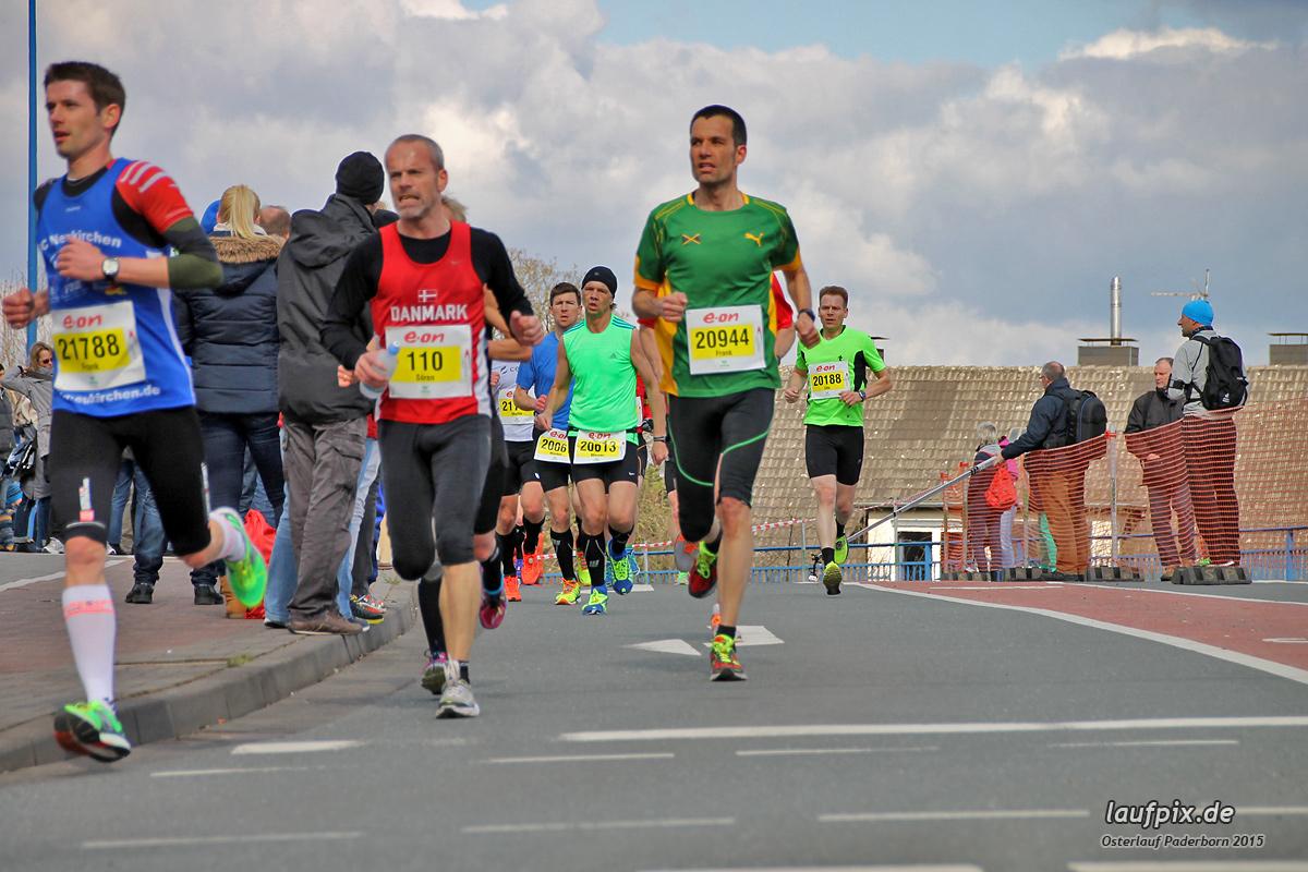Paderborner Osterlauf - 21km II 2015 - 77