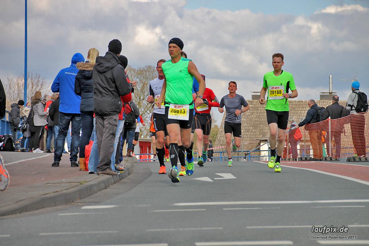 Paderborner Osterlauf - 21km II 2015 - 80