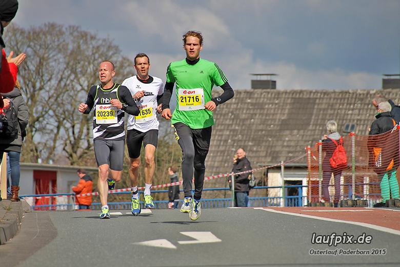 Paderborner Osterlauf - 21km II 2015 - 36