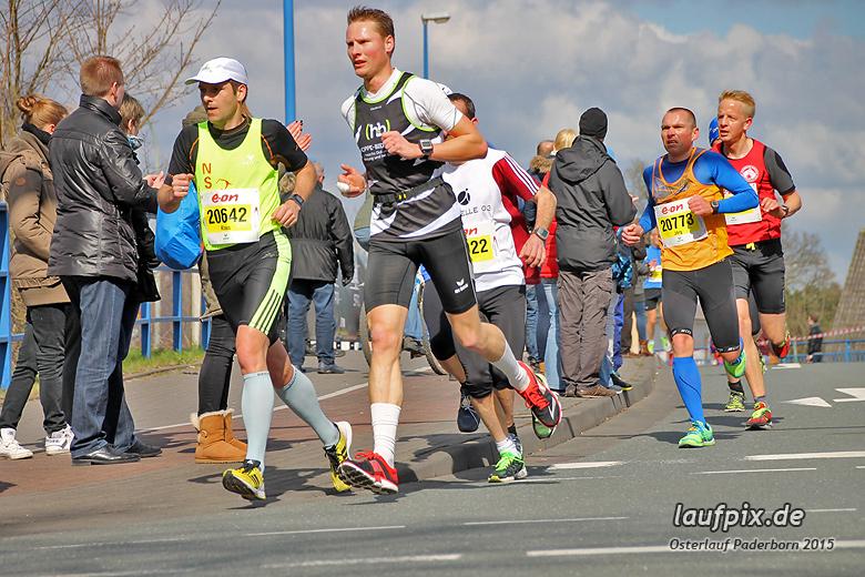 Paderborner Osterlauf - 21km II 2015 - 43