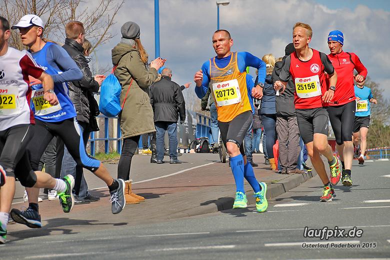 Paderborner Osterlauf - 21km II 2015 - 44