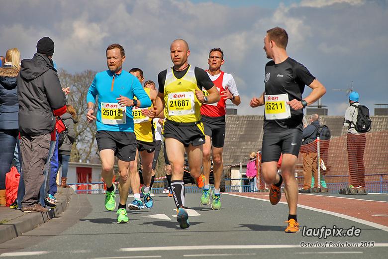Paderborner Osterlauf - 21km II 2015 - 65