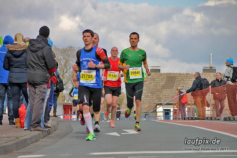 Paderborner Osterlauf - 21km II 2015 - 75