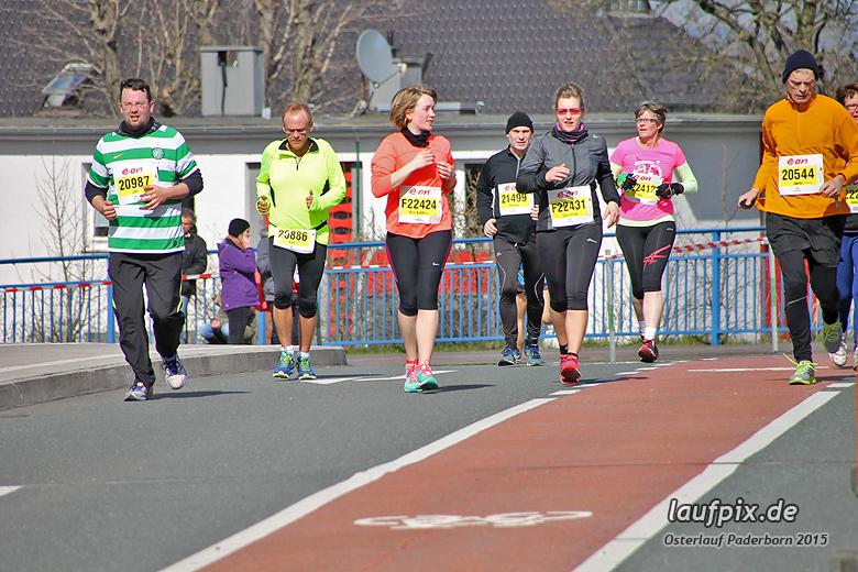 Paderborner Osterlauf - 21km II 2015 - 831