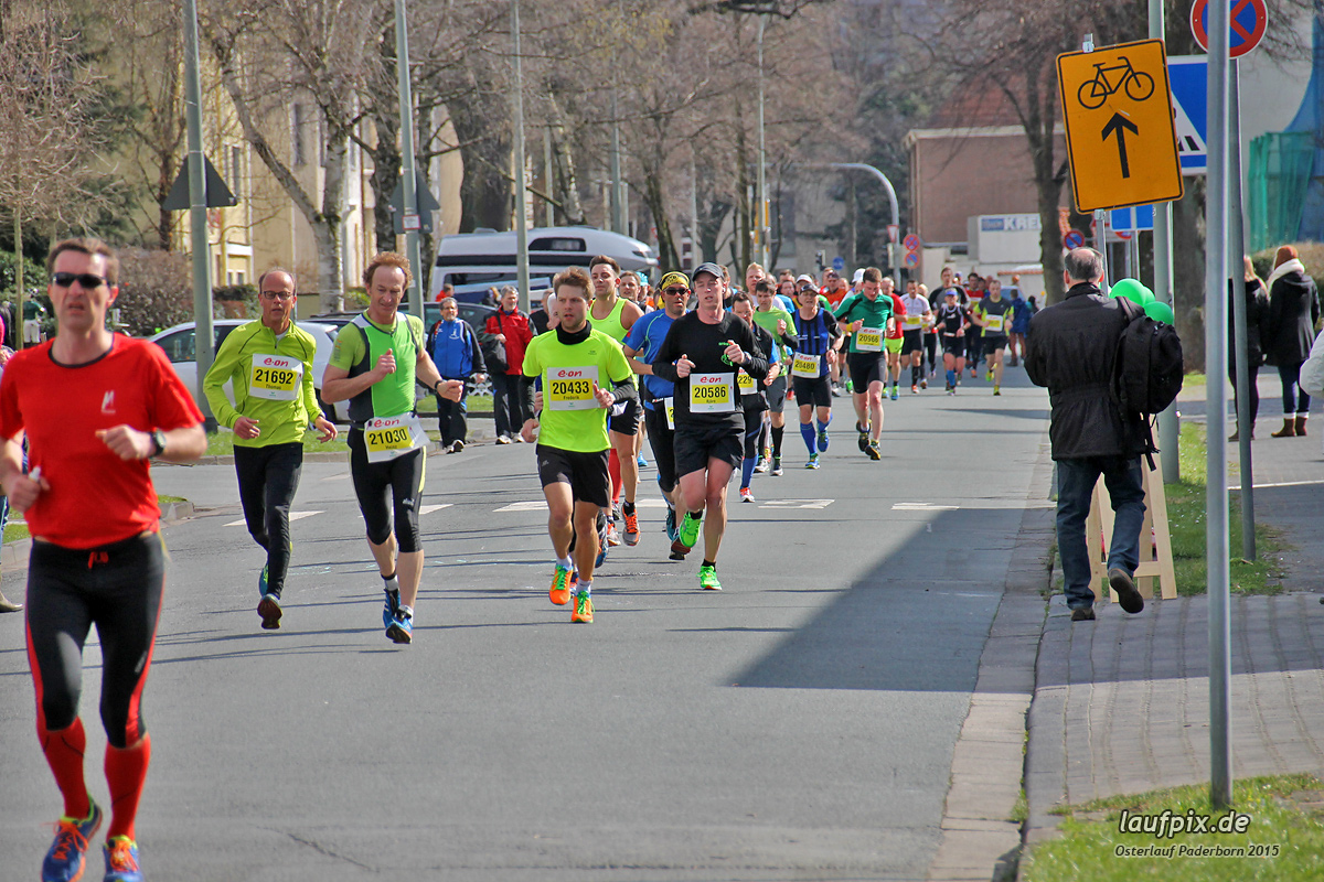 Paderborner Osterlauf - 21km III 2015 Foto (38)