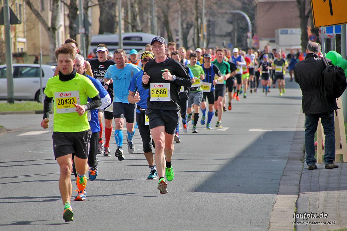Paderborner Osterlauf - 21km III 2015 Foto (40)