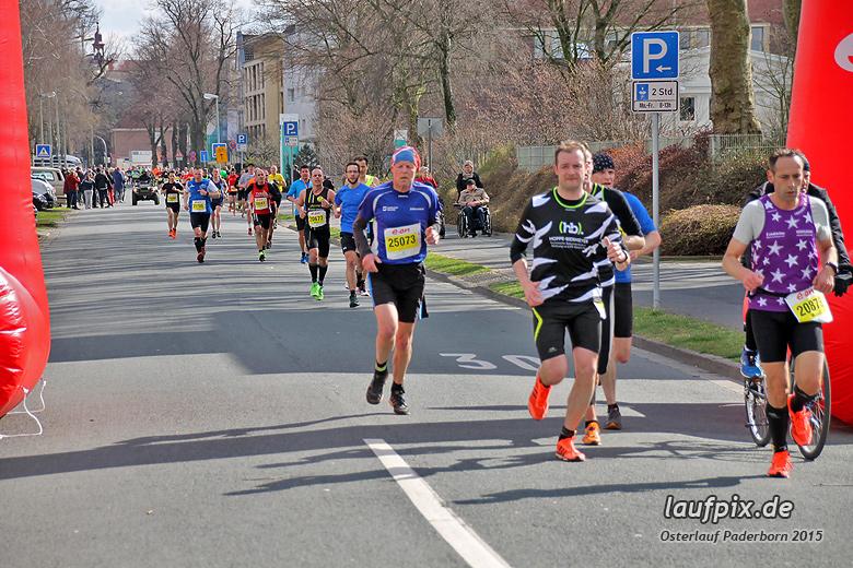Paderborner Osterlauf - 21km III 2015 - 36