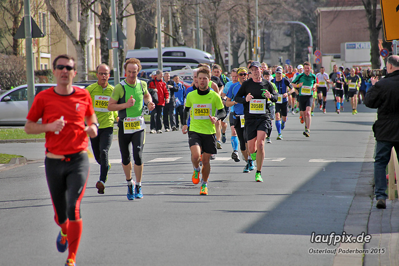 Paderborner Osterlauf - 21km III 2015 - 37