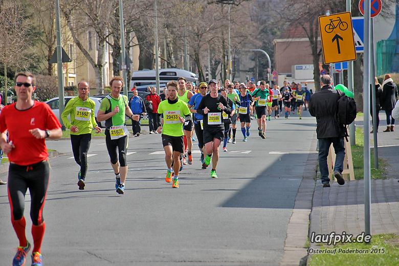 Paderborner Osterlauf - 21km III 2015 - 38