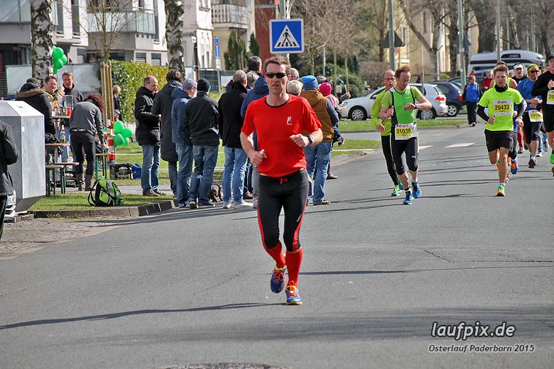 Paderborner Osterlauf - 21km III 2015 - 39