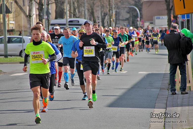 Paderborner Osterlauf - 21km III 2015 - 40