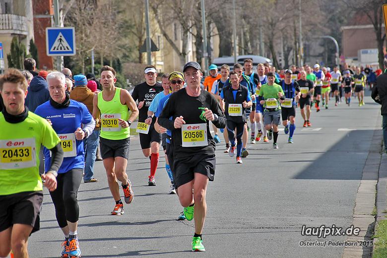 Paderborner Osterlauf - 21km III 2015 - 43