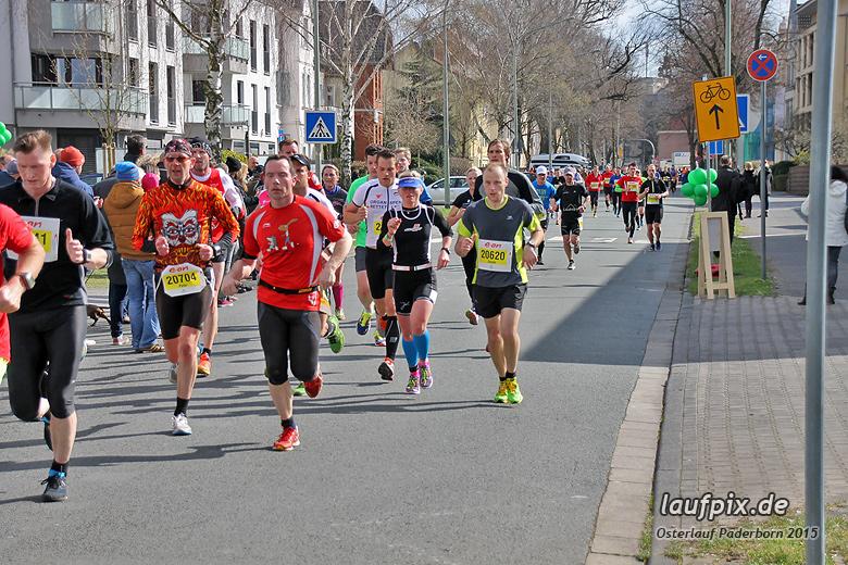Paderborner Osterlauf - 21km III 2015 - 48