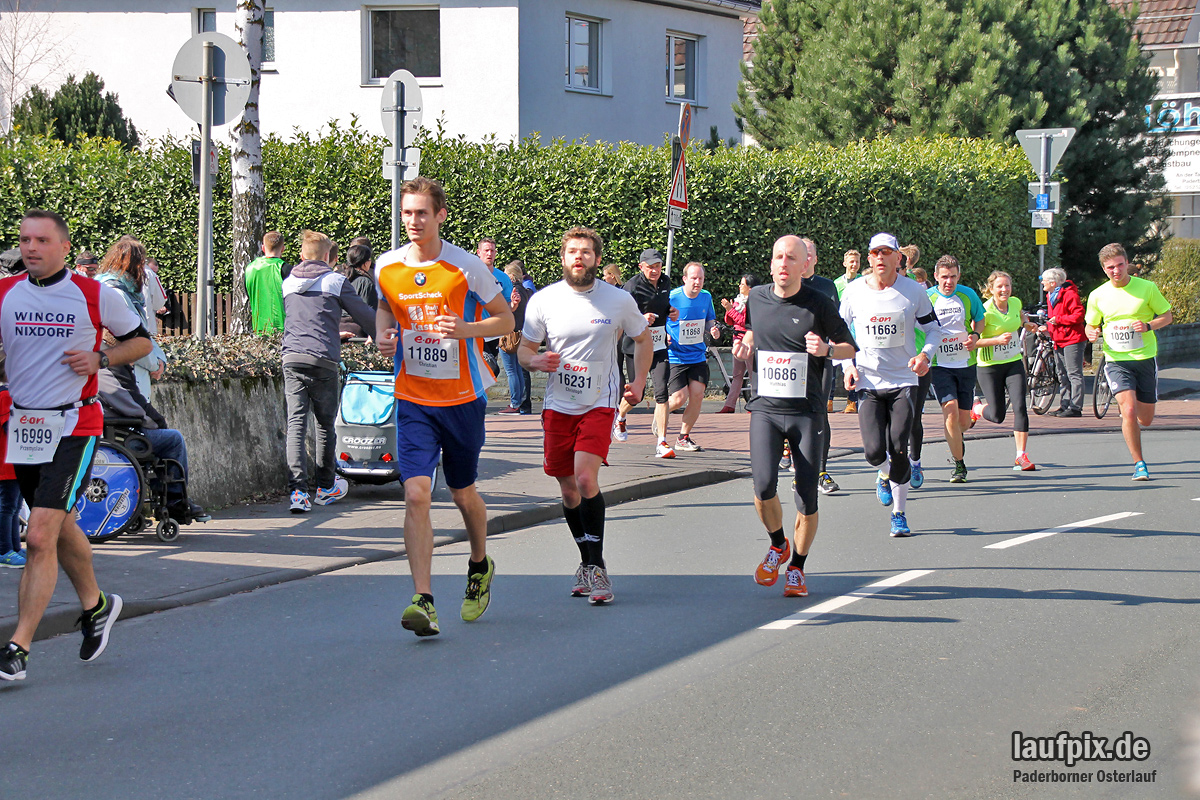 Paderborner Osterlauf - 10km 2016 - 15
