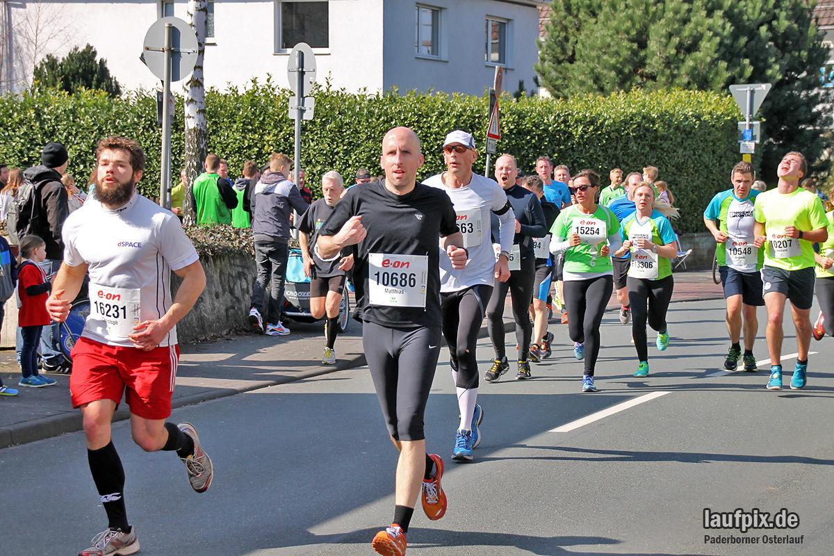 Paderborner Osterlauf - 10km 2016 - 17