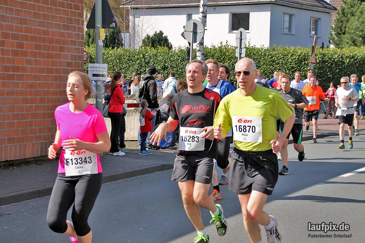 Paderborner Osterlauf - 10km 2016 - 25