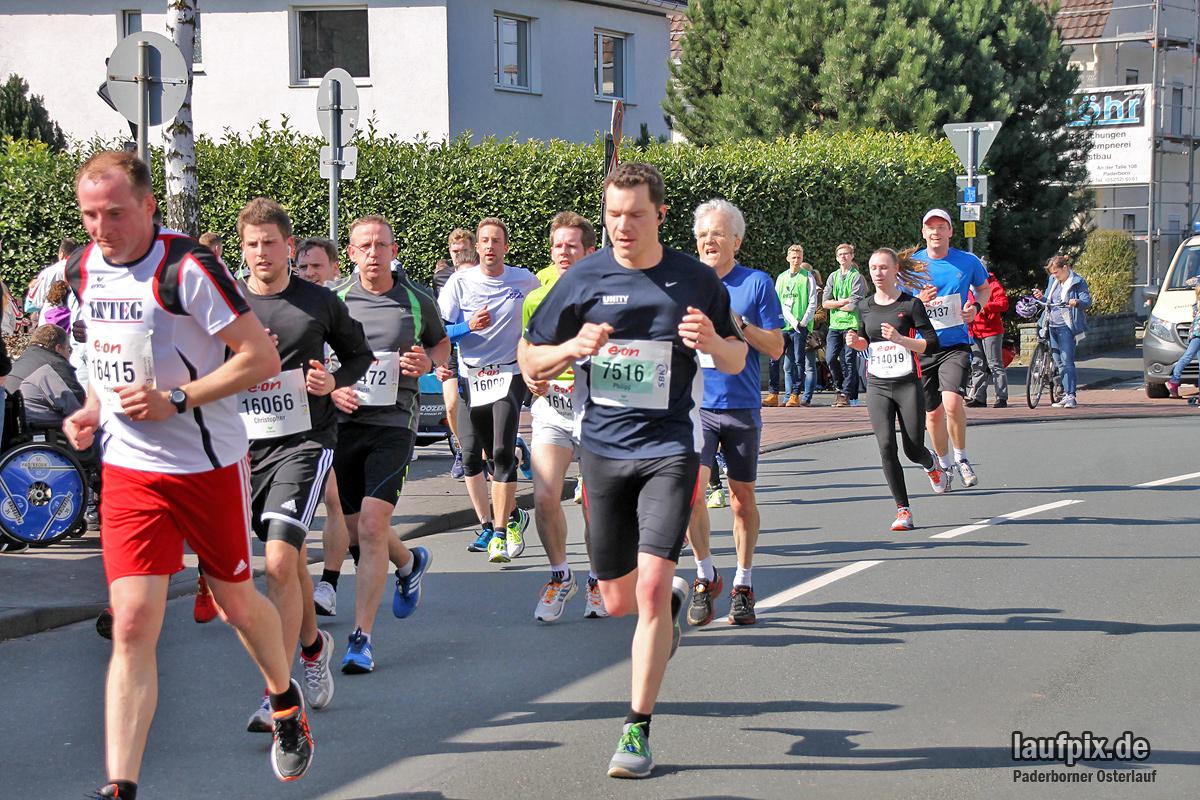 Paderborner Osterlauf - 10km 2016 - 39