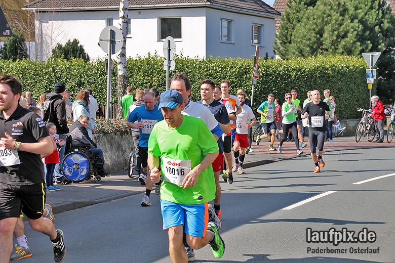 Paderborner Osterlauf - 10km 2016
