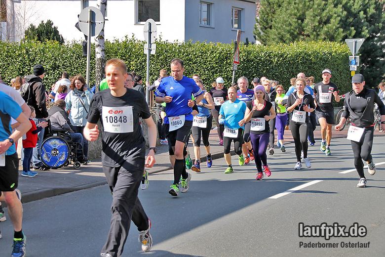 Paderborner Osterlauf - 10km 2016 - 30
