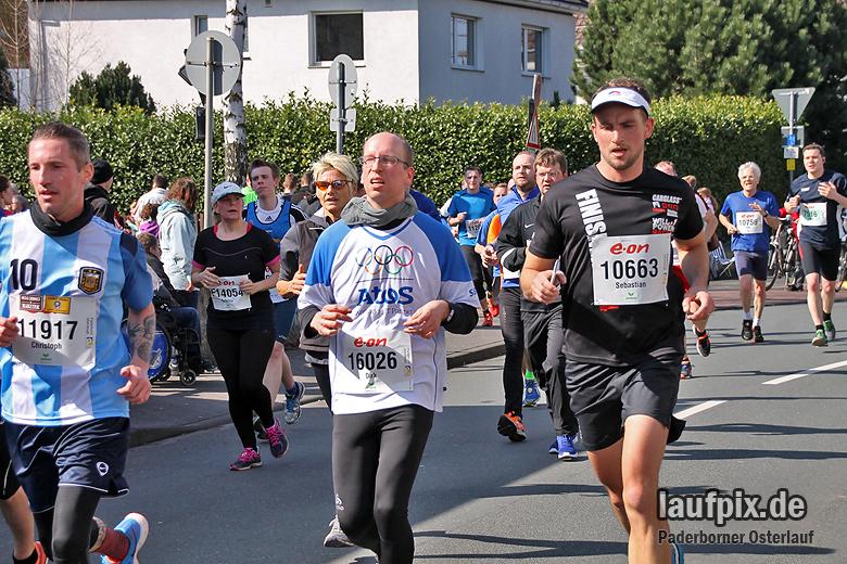 Paderborner Osterlauf - 10km 2016 - 35