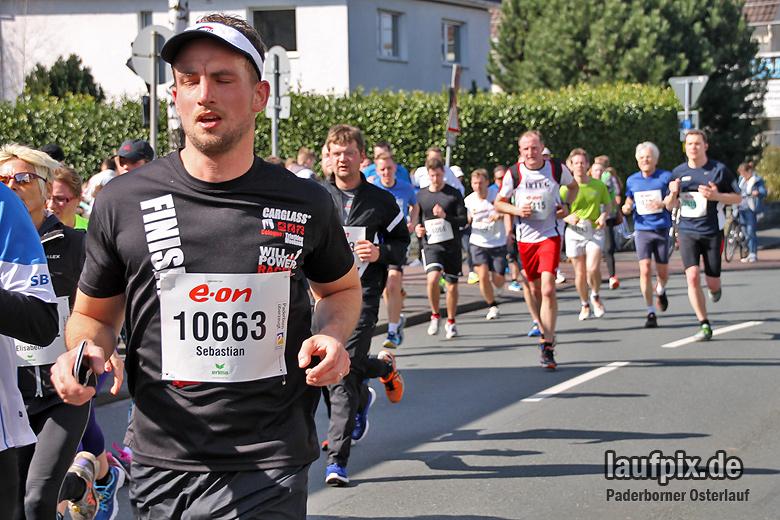 Paderborner Osterlauf - 10km 2016 - 36