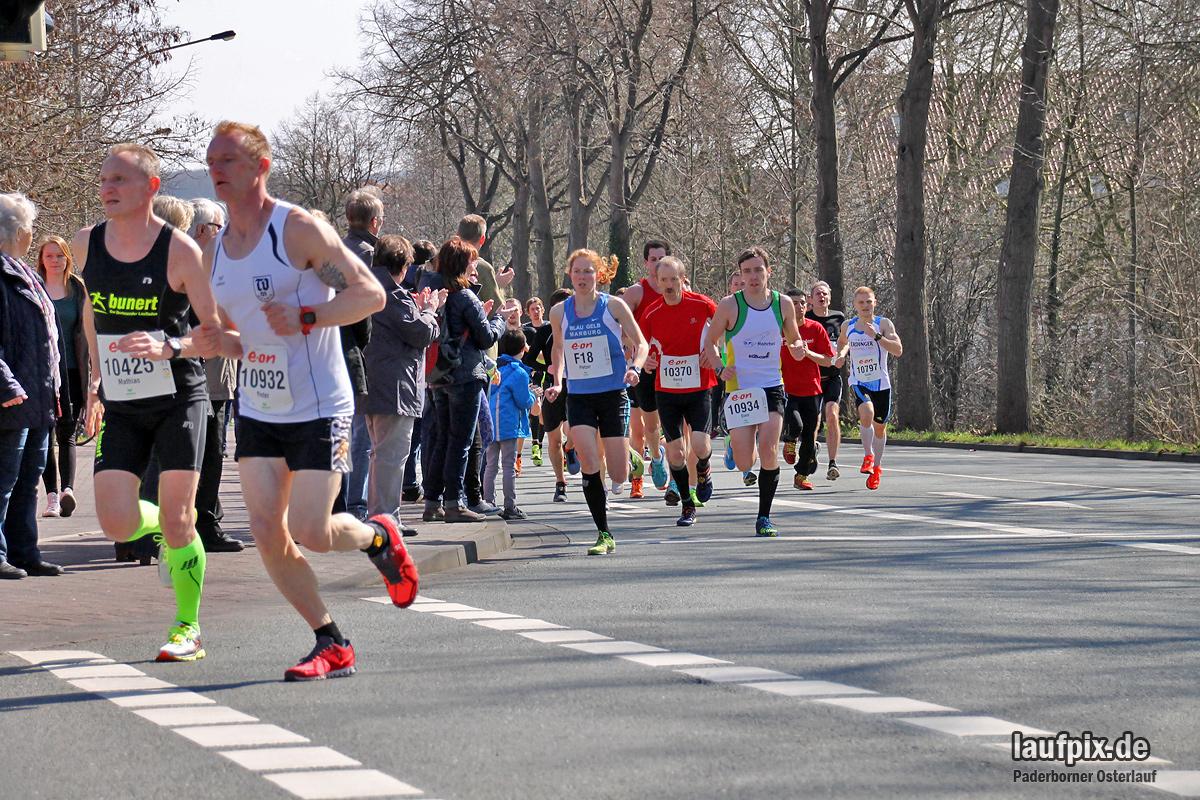 Paderborner Osterlauf - 10km 2016 Foto (43)