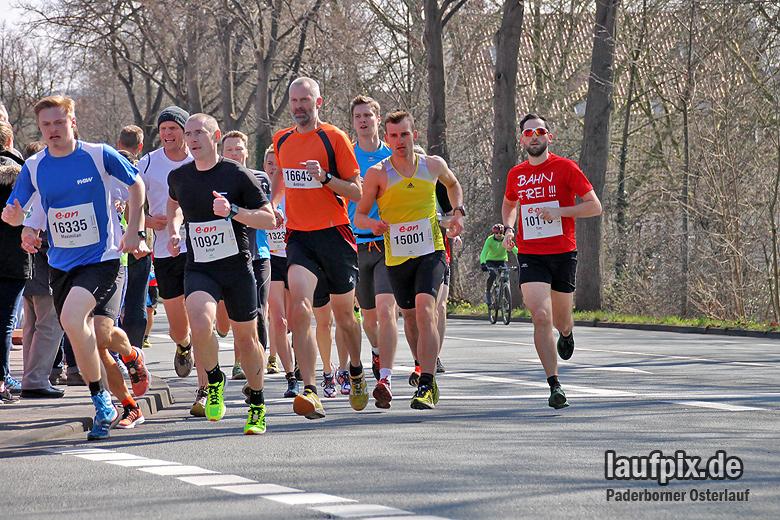 Paderborner Osterlauf - 10km 2016 - 61
